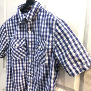 Superdry Button Up Short Sleeve